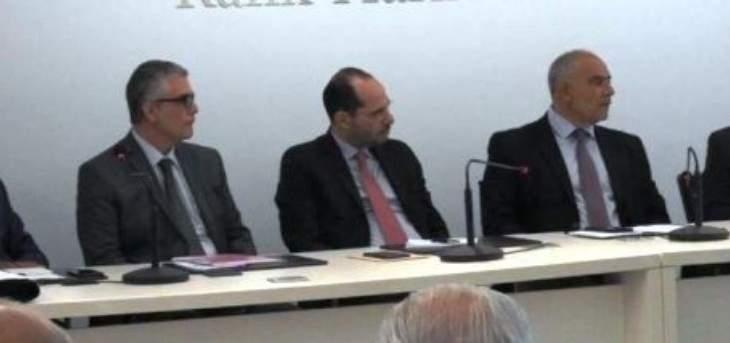 وزارة شؤون التجارة الخارجية نظمت ورشة عمل حول التصدير الزراعي