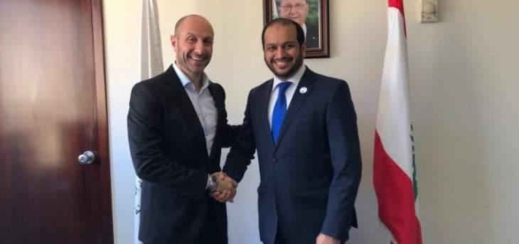 وزير البيئة تلقى من الشامسي دعوة للمشاركة في الاجتماع التحضيري لقمة المناخ