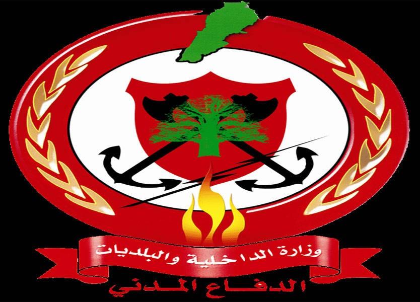 الدفاع المدني إخماد حريق شب في أعشاب وأشجار في غزة