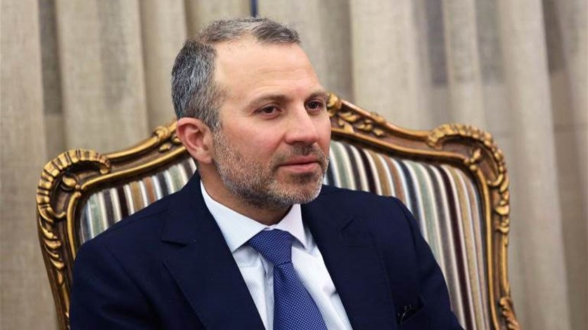 باسيل نحن مع الحياد الذي يحفظ للبنان وحدته ويجب تأمين مظلة دولية