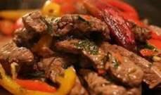 أكل الشيف :كسرولة لحم عجل