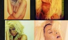 ريهانا تنشر صورا عارية للترويج لعطرها Nude