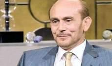محمد صبحي يستذكر زوجته برسالة