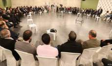 """في يوم المسرح العالمي """"حزب القوّات"""" يكرّم ريمون جبارة ورينيه الديك"""