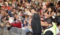 تامر حسني الاول في البطولة الفردية ويتفوق على رمضان