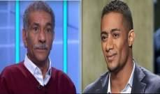 مشادّة كلامية بين محمد رمضان و سيد رجب..بالفيديو