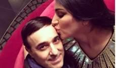 إخلاص زوجة صابر الرباعي تحتفل بعيد ميلاده...بالصورة