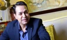 حكيم يتعاون مع تامر حسين في ألبومه الجديد