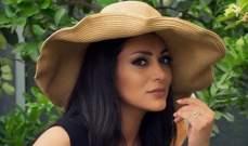 مايا نصري تشارك جمهورها الإعلان الدعائي لفيلمها الجديد