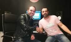 وائل جسار يكشف عن عمله الجديد.. بالصورة
