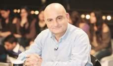ريمون صليبا: لست ضد أن يعلن الفنان إنتماءه السياسي