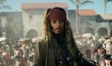 تعرفوا على معلومات  الجزء الخامس من قراصنة الكاريبي