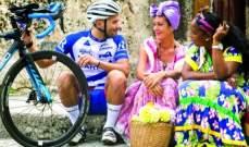 نمساوي يقطع كوبا في يومين ونصف على دراجته الهوائية