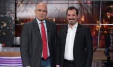 زياد نجيم: قناة الجديد لا يمكنها عرض برنامجاً لي.. وديعان جورج وسوف