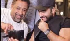 الشاب خالد يعلّق حول حصول تامر حسني على بصمة هوليوود!