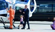 ممنوع سفر الأمير ويليام وابنه معاً والسبب؟