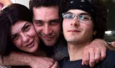 هكذا عايد وسام صليبا والدته بعيد ميلادها