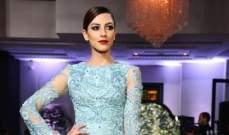 داليدا عيّاش تقيم عرض أزياء خيالياً في المغرب