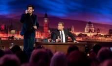 هاري ستايلز يقبّل جيمس كوردن ..والجمهور يتساءل حول ميوله الجنسية- بالفيديو