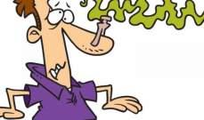 رائحة الاعلامي الكريهة تفضح فوبيا استحمامه !