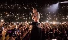 فرقة Linkin Park تلغي جولتها القادمة