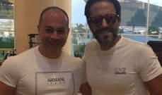 يوسف الشريف يعود الى السينما مع تامر مرسي