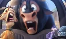 نجوم عالميون سيدلون بصوتهم في شخصيات فيلم Ferdinand