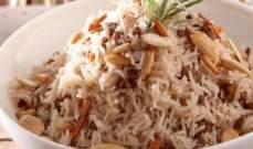 وصفة الدجاج مع الأرز