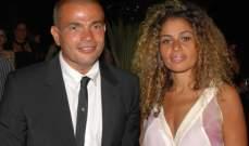 إنفصال عمرو دياب وزوجته الى الواجهة من جديد والسبب صورة