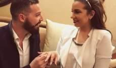 بعد انفصالها عن خطيبها..نجلة شريف منير تعلّق