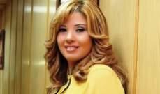 رانيا فريد شوقي مكرمة في لبنان