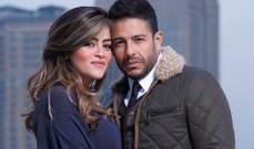 التعليق الأول لزوجة محمد حماقي بعد أن ركع أمام متسابقة