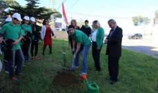تكميلية بيت مري الرسمية تحتفل للسنة الأولى بعيد الاستقلال