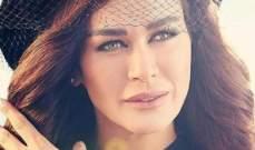 نادين الراسي تنشر صورة حبيبة إبنها