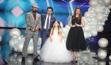 عروس Arabs Got Ttalent تفوز وتجعل نجوى كرم وأحمد حلمي Bodyguards على المسرح