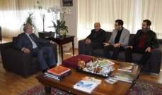 غطاس خوري عرض مع غدي الرحباني ونجليه نشاطات فنية