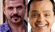 محمد هنيدي يهنئ سامو زين على نجاح