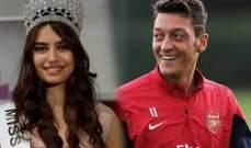 لاعب كرة القدم يهدي ملكة جمال تركيا خاتماً ثميناً.. فهل ارتبطا؟