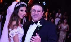 نجوم الفن والإعلام في حفل زفاف إبنة إيهاب طلعت..بالصور