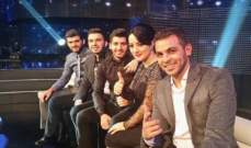 الظهور الأوّل لنجم آراب أيدول وخطيبته الإعلامية بعد إعلان خطوبتهما- بالصورة