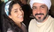 محمد رجب وآيتن عامر يواصلان تصوير