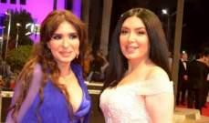 حفل جوائز السينما العربية: منة شلبي ترتدي فستان شيرين عبد الوهاب وهذه أسوأ الإطلالات
