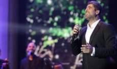 وائل كفوري يلهب ليل غوسطا بعبق الرومانسية والطرب