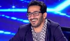 أحمد حلمي قيمة مضافة لبرنامج Arabs Got Talent