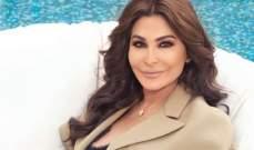 إليسا تتلقى رسائل عديدة من النجوم بعد الذي حصل معها في دبي
