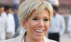 السيدة الفرنسية الأولى تختار دار لوي فيتون لزيارتها إلى الهند