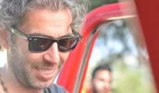 زياد برجي وتامر حسني يهنئان سعيد الماروق بعد إنهاء إحتجازه- بالصور