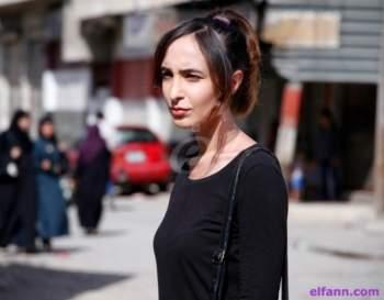 الممثلة السورية الحسن
