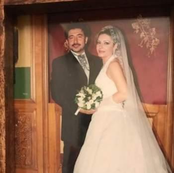 إتفرج.. صورة نادرة من زفاف عابد فهد