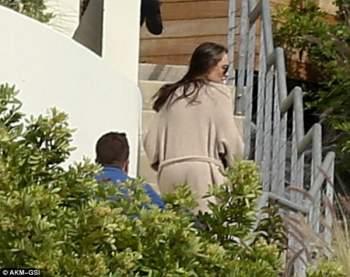 أول ظهور لأنجلينا جولي بعد طلاقها